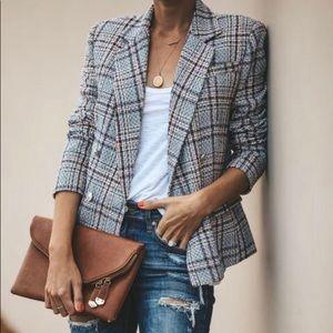 Vici tweed blazer